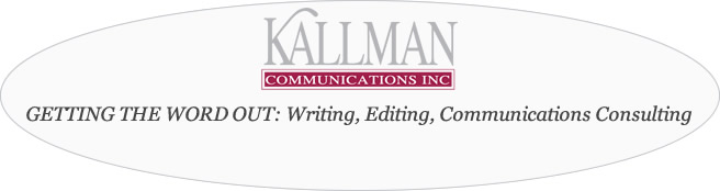 Kallman Communications, Inc.